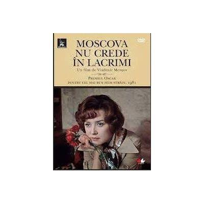 Moscova nu crede in lacrimi. Un film de Vladimir Mensov (Filme rusesti, DVD)