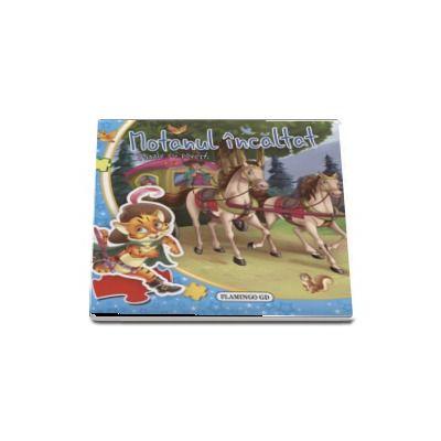 Motanul incaltat - Puzzle cu povesti