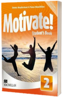 Motivate! Level 2. Students Book with Digibook CD Rom Pack