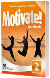 Motivate! Level 2. Workbook and Audio CD