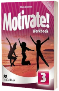Motivate! Level 3 Workbook and Audio CD