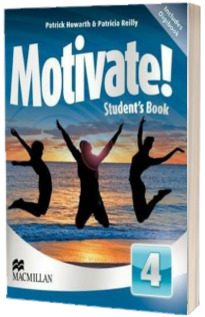 Motivate! Level 4. Students Book CD Rom Pack