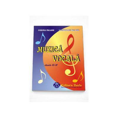Muzica Vocala. Disciplina optionala pentru clasele a III-a si a IV-a