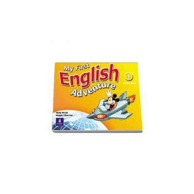 My First English Adventure 1. Pupils Book