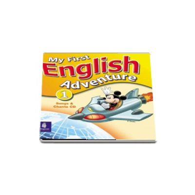 My First English Adventure 1 Songs and Chants CD - Mady Musiol