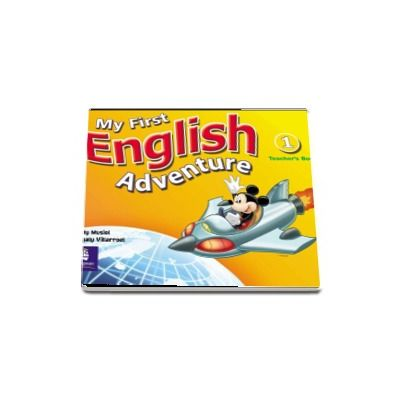 My First English Adventure 1 Teachers Book - Mady Musiol