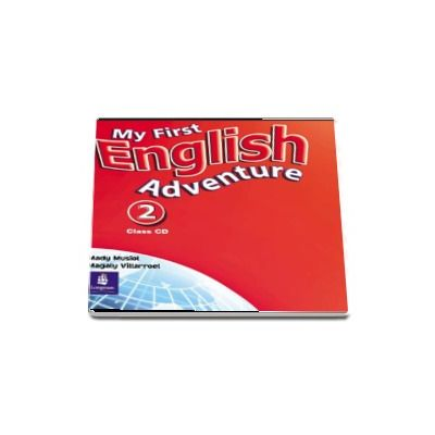 My First English Adventure 2 Class CD - Mady Musiol