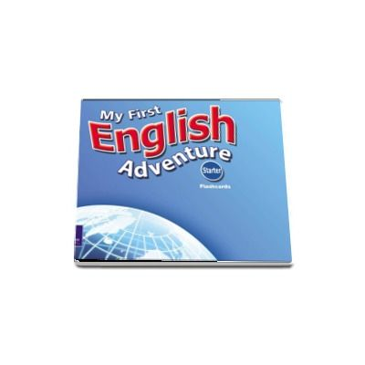 My First English Adventure Starter Flashcards - Mady Musiol