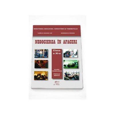 Negocierea in afaceri manual pentru clasa a XII-a. Filiera Tehnologica Profilul Servicii