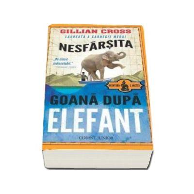 Nesfarsita goana dupa elefant - Gillian Cross