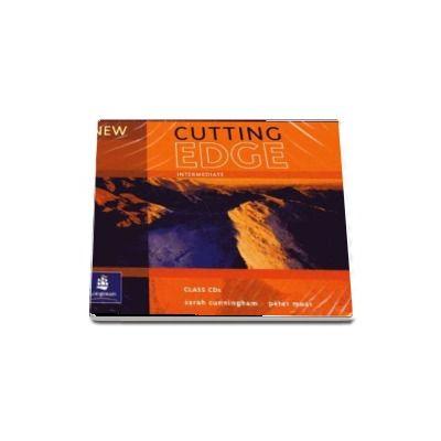 New Cutting Edge Intermediate level Class CD 1-3 (New Edition)
