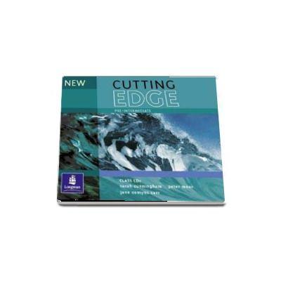 New Cutting Edge Pre-Intermediate Class CD 1-3 - Sarah Cunningham