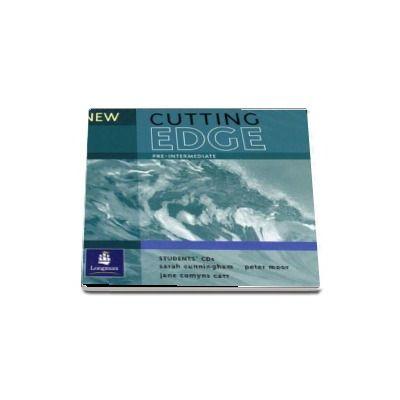 New Cutting Edge Pre-Intermediate Student CD 1-2 (New Edition)
