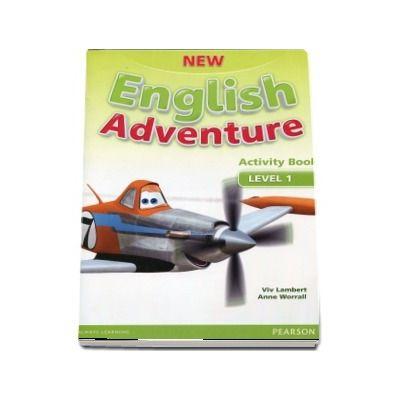 New English Adventure level 1. Activity Book