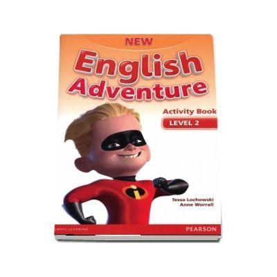 New English Adventure level 2. Activity Book
