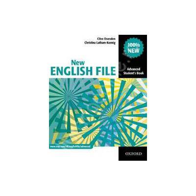 New English File Advanced Students Book