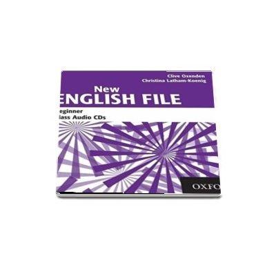New English File Beginner Class Audio (CDs 3)
