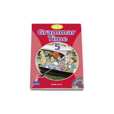 New Grammar Time 5. Students Book, with CD-ROM