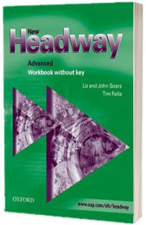 New Headway Advanced. Workbook (without Key)