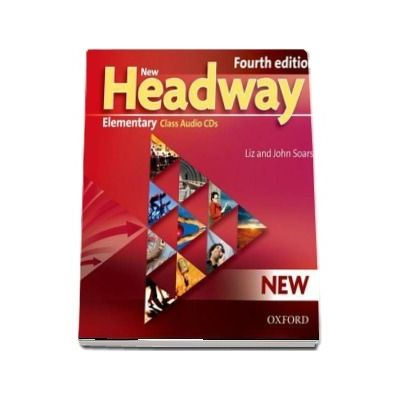 New Headway Elementary (A1-A2). Class Audio CDs. The worlds most trusted English course