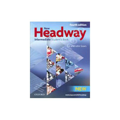 New Headway Intermediate (4th Edition) Workbook with key