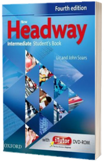 New Headway Intermediate B1. Students Book and iTutor Pack. The worlds most trusted English course