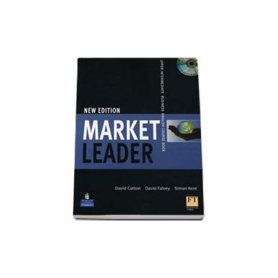 New Market Leader Upper-Intermediate Business English Coursebook with Self study CD