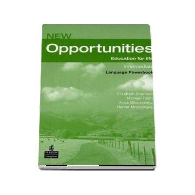 New Opportunities Intermediate Power Book Pack - Elizabeth Sharman