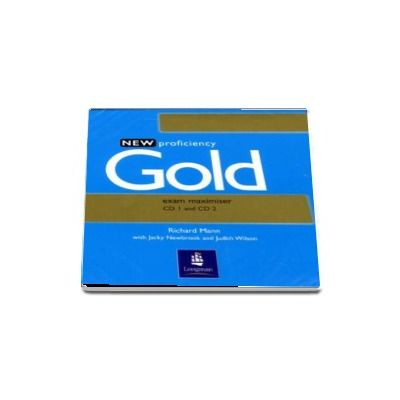 New Proficiency Gold Maximiser CD (2 Cds)