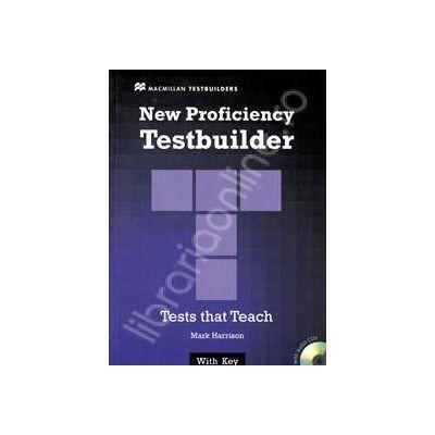 New Proficiency Testbuilder. Test that Teach - With audio CDs (Set 2 CD)