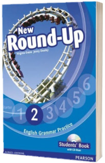 New Round-Up 2. Sudents Book with CD-Rom - English Grammar Practice