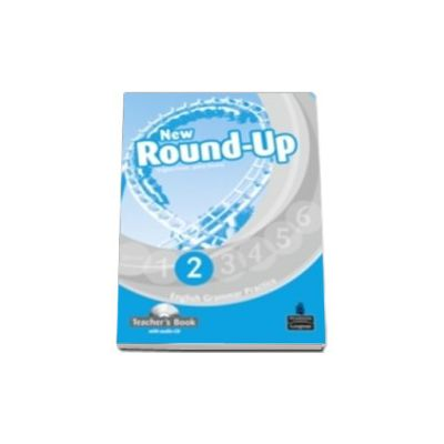 New Round Up Level 2 - TEACHER S BOOK. With Audio CD Pack