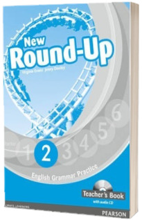 New Round Up Level 2, TEACHERS BOOK. With Audio CD Pack