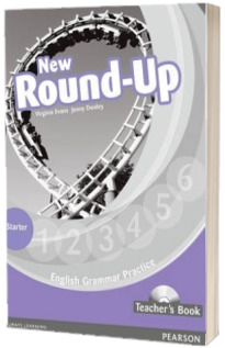 New Round Up Starter, Teacher s Book. With Audio CD Pack