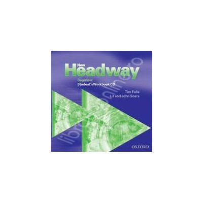 New Headway Beginner Students Workbook Audio CD
