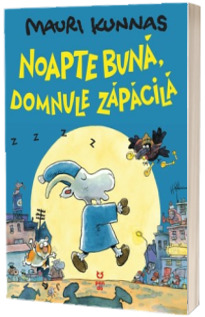 Noapte buna, domnule Zapacila!