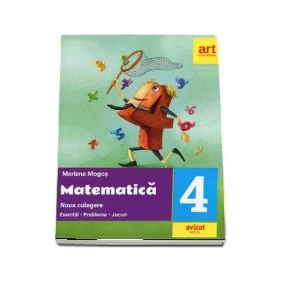 Noua culegere de matematica, clasa a IV-a