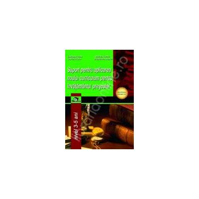 Suport pentru aplicarea noului curriculum pentru invatamantul prescolar