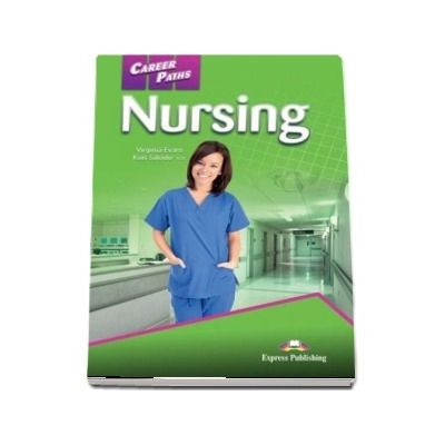 Nursing Students Book with Digibook App. Career Path
