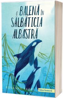 O balena in Salbaticia Albastra