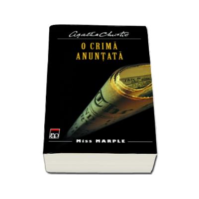 O crima anuntata - Carte de buzunar