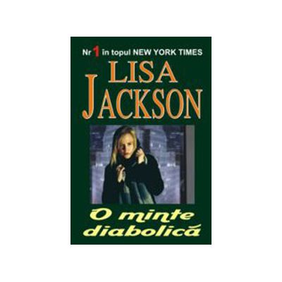 O minte diabolica (Jackson, Lisa)