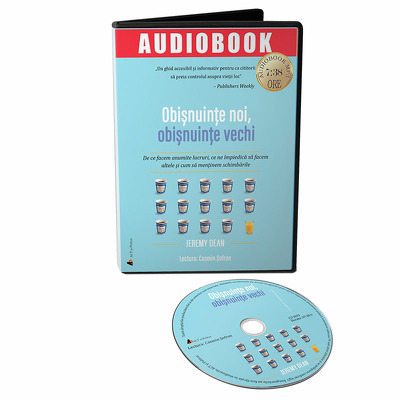 Obisnuinte noi, obisnuinte vechi. Audiobook
