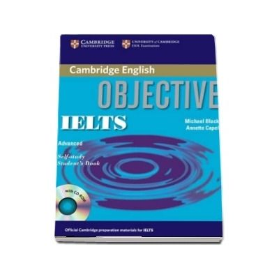Objective: Objective IELTS Advanced Self Study Students Book with CD ROM