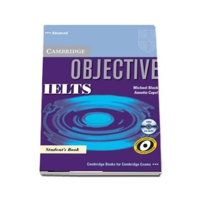 Objective: Objective IELTS Advanced Students Book with CD-ROM