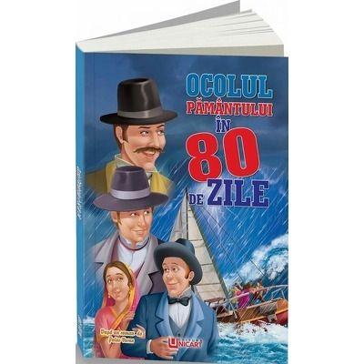 Ocolul pamantului in 80 de zile Jules Verne