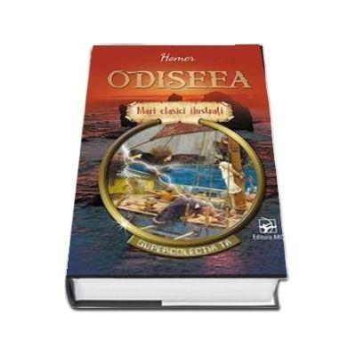 Odiseea. Mari clasici ilustrati