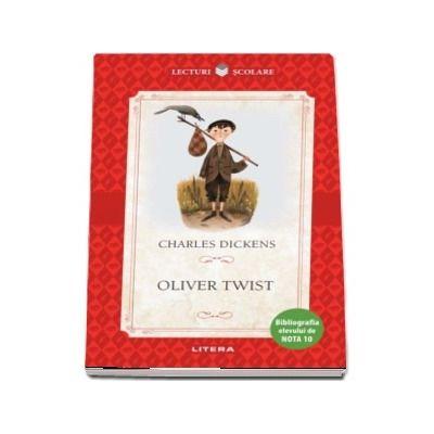 Oliver Twist. Colectia lecturi scolare