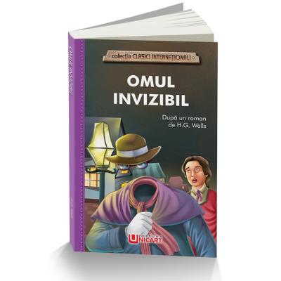 Omul Invizibil. (Colectia Clasici Internationali)