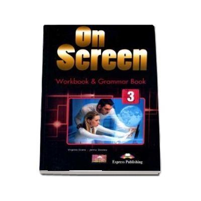 On Screen 3. Workbook & Grammar Book ( Digibook app)